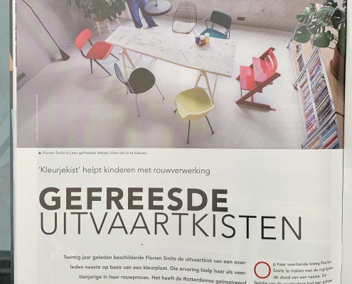 Sign+ magazine September 2020 p.1 Kleurjekist